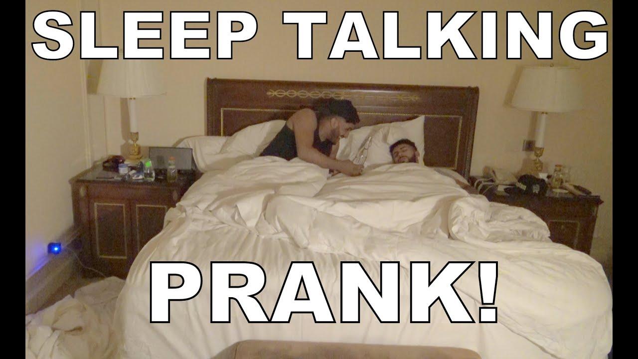 Download HILARIOUS SLEEP TALKING PRANK!!