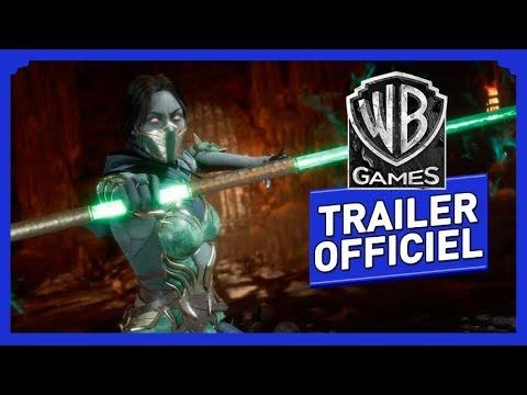 Mortal Kombat 11 - Jade est de retour ! Trailer Officiel thumbnail