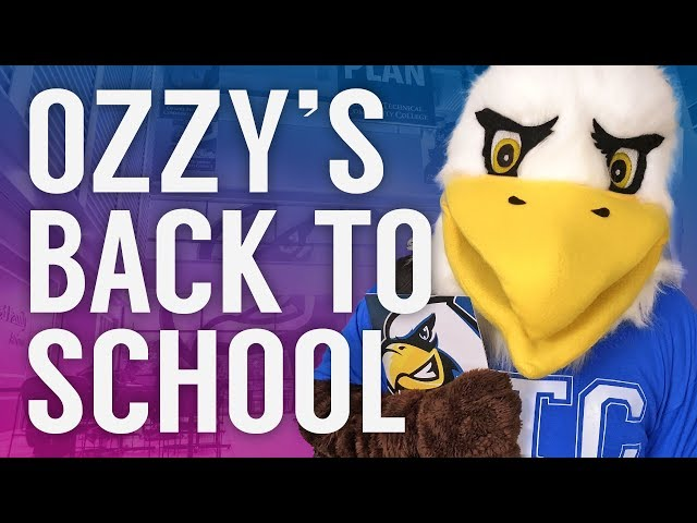 Ozzy's Back to School