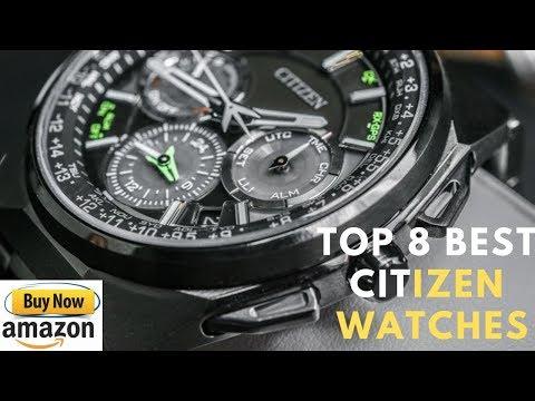 Top 8 Best Citizen Watches For Men |Buy Now On Amazon 2019
