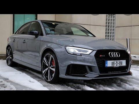 Audi RS3 Quattro car review - اودي ار اس ٣ كواترو #Quattro #Audi #rs3 #car review