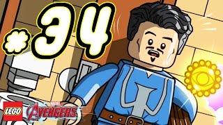 LEGO Marvel's Avengers Gameplay ITA Walkthrough #34 - DLC Dottor Strange All New All Different - PS4