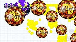 Agar.io SOLO Funny Moments Wins/Fails Compilation Agar.io Mobile Gameplay
