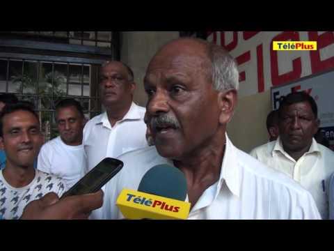 Post-PRB: manifestation des fonctionnaires à Port-Louis