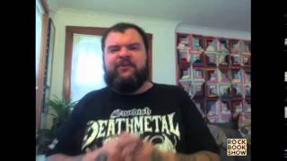 "Heavy Metal Movies-- Mike ""McBeardo"" McPadden Book Interview"