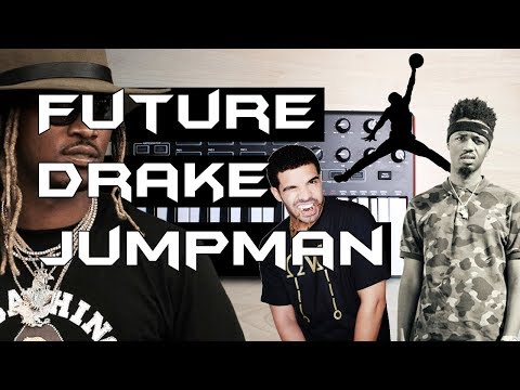 Future & Drake - Jumpman ( Instrumental )