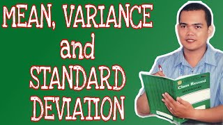 How to Solve tнe Mean, Variance and Standard Deviation   Dave Jeffrey Camposano