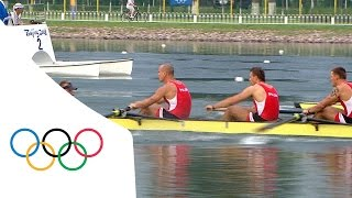 Canada win Men's Eight Olympic gold | Beijing 2008