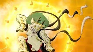 日本にはエネルギーの神様がいる。「雷神編」 日本語版