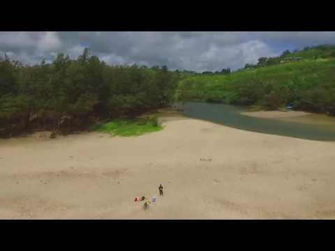 Kahili Beach (aka Rock Quarry Beach)