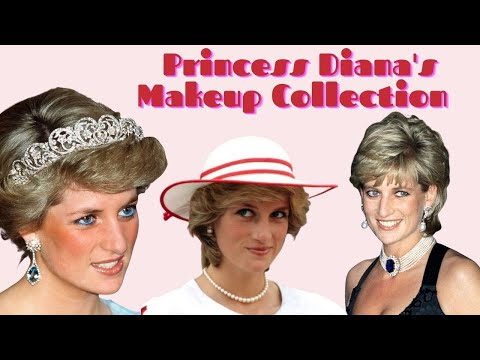 Princess Diana's Entire Makeup Collection that you can still buy today
