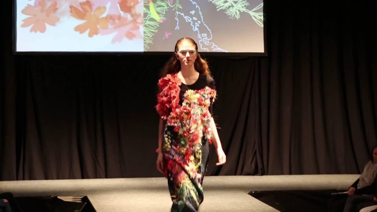 Rmit Fashion And Textiles Open Day Runway Rmit University Youtube