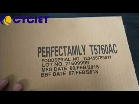 CYCJET C700  Large Format Carton Box Coding Machine|Case Coder|Large Character Online Printer