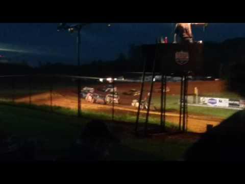 Modified B Main Bloomington Speedway
