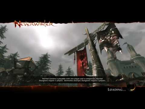 Up all night to get leveled PT 2 Neverwinter PS4