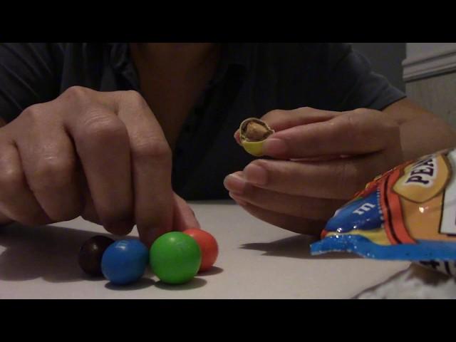 M&M's Mega Peanut Chocolate Candies Unboxing Chocolate 1