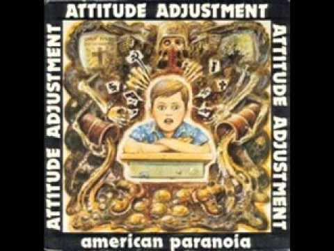 Attitude Adjustment - Warfear