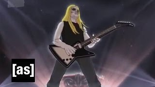 Guitar Solo Strife | Metalocalypse | Adult Swim