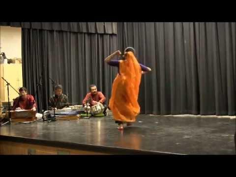 Radha Dutta dance - Aji bahahal koria