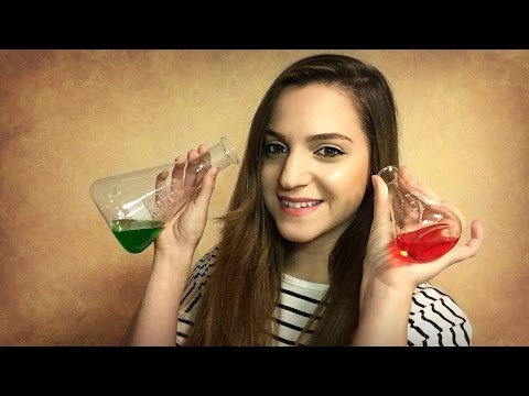 ❣ ASMR Potions Roleplay ❣