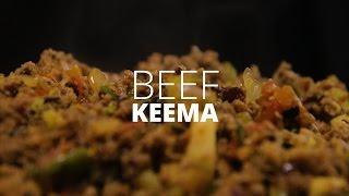 Beef Keema