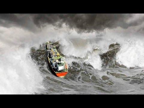 Doku Monsterwellen Auf Dem Meer Und Brutale Schiffs