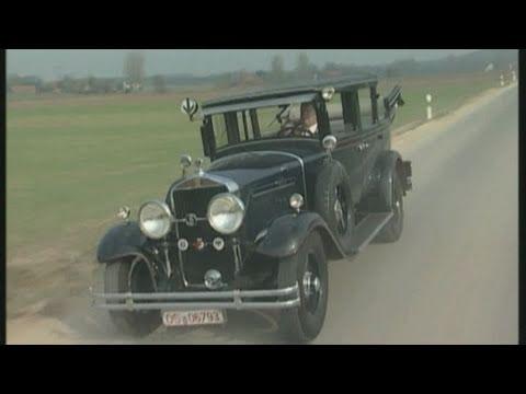 Ausfahrt mit Horch-Modellen Motorvision stellt einen Horch-R