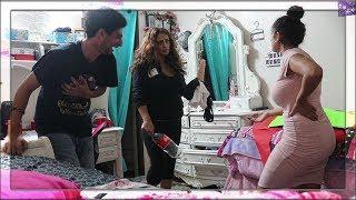 MOM FINDS DAUGHTER'S DILDO PRANK!! | MOM GETS VIOLENT | (INSANE FREAKOUT)