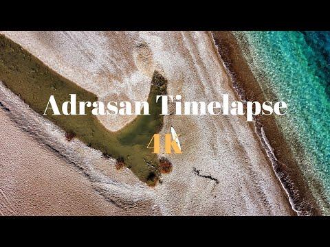 Adrasan gündoğumu timelapse [TURKEY] in 4K - 2017