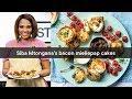 Siba Mtongana's bacon mieliepap cakes   Woolworths TASTE Magazine
