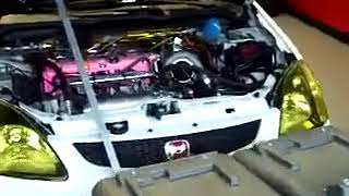 National Speed built/tuned Civic Si w/ a FUELAB 41401 Pump - 593hp/415ftlbs on 93 octane!