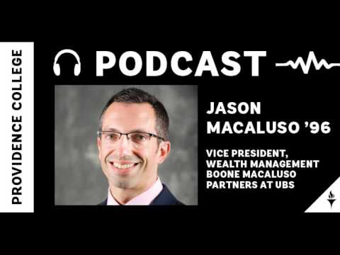 Jason Macaluso '96 – The Power of Persistence