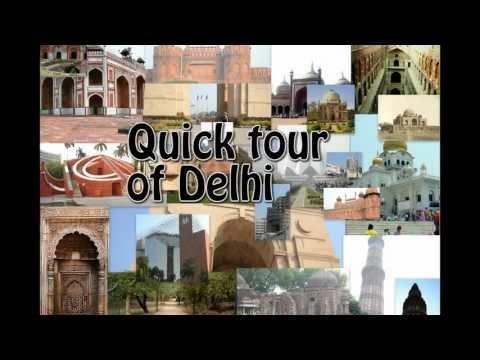 Quick Tour Of Delhi