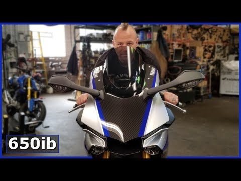 download How to Install a Zero Gravity Windscreen | 2018 Yamaha R1M