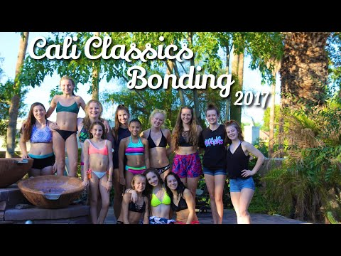 Cali Classics Team Bonding- Pool Party 2017