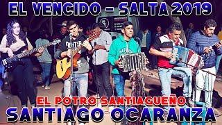 SANTIAGO OCARANZA - EL VENCIDO 2019