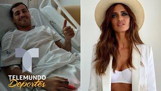 Primero Iker Casillas: Ahora su esposa Sara Carbonero tiene cáncer | Telemundo Deportes