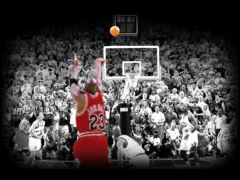 Michael Jordan 3d Wallpaper Michael Jordan The Final Shot Frozen In Time Youtube