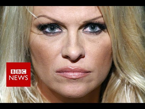 Pamela Anderson: Women must better protect themselves - BBC News