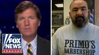 Barber belittled by CNN anchor speaks out on 'Tucker Carlson Tonight'