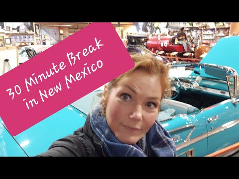Take your break here: Russels Truck Stop and Museum Logan, New Mexico