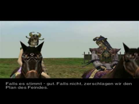 Let's Play Dynasty Warriors 3 [German] Part 38: Wei - Gnadenlos überrannt!