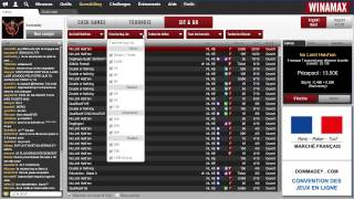 Lobby (logiciel) De Winamax.fr