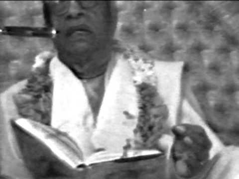 Srimad Bhagavatam 1 2 19, New Vrindaban, 1974 (Sub ENG-ITA-GER-SPA)