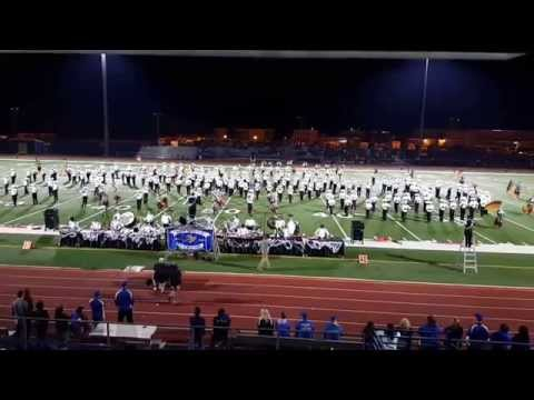 Warren Township High School Marching Band