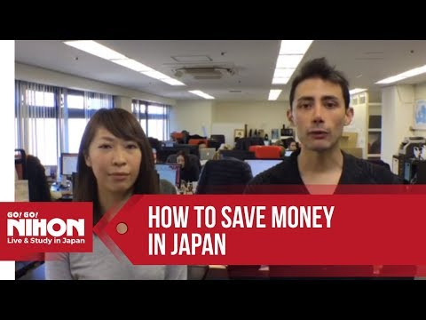 How to Save Money in Japan - Go! Go! Nihon Live Show