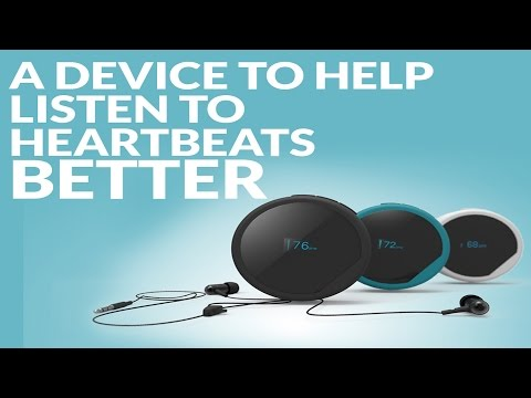 This device can help doctors listen to heartbeats better
