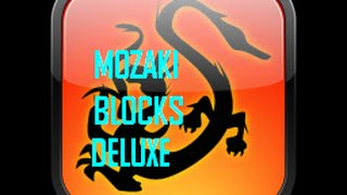 Mozaki Blocks Deluxe: Colores y bloques-Gameplay PORQUE SÍ (Parte 1/2)