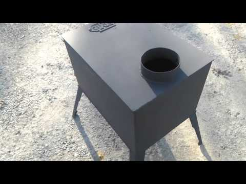 Custom Metal Projects Small Stove