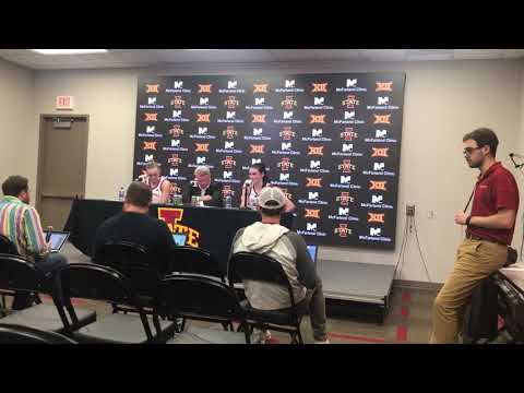 Dave Sprau - VIDEO: ISU Women's Basketball Reacts To Northern Illinois Win